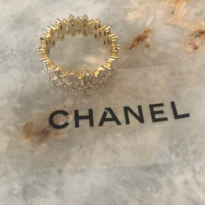 CHANEL clear stickers✨